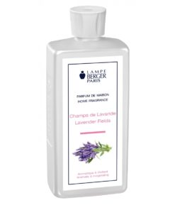 Champs de Lavande - Lavender Fields - 500 ML/1 LTR - Lampe Berger-0