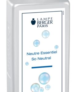 Neutre Essentiel - So Neutral - 500 ML/1LTR - Lampe Berger-0