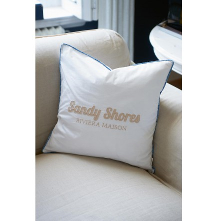 Sandy Shores Rope Pillow Cover 50x50, Rivièra Maison-0