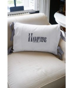 Happy Hamptons Pillow Cover Blue 65x45, Rivièra Maison-0
