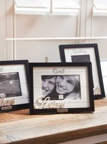 Sweet Sisters Photo Frame 15x10, Riviera Maison-0