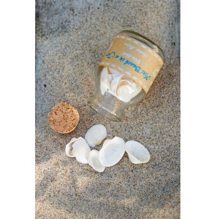 Mini Beach in a Jar White, Rivièra Maison-0