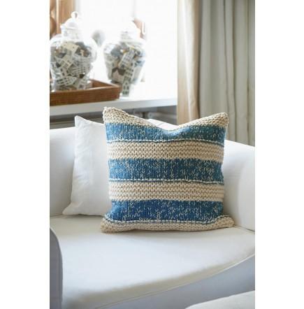 Sandy Shores Sum Knit Pill Cover 50x50 , Rivièra Maison-0
