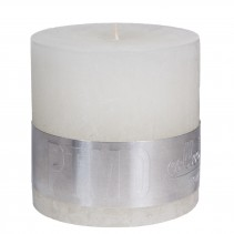 Rustic Candle Hot White, PTMD-3883