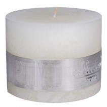 Rustic Candle Hot White, PTMD-3884