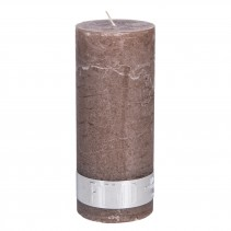 Rustic Candle Ambient Brown, PTMD-3905