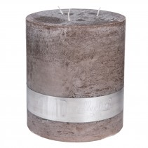Rustic Candle Ambient Brown, PTMD-3908