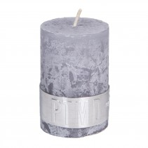Rustic Candle Suede Grey, PTMD-0