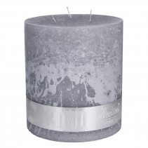 Rustic Candle Suede Grey, PTMD-3867