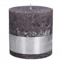 Rustic Candle Swish Grey, PTMD-3874