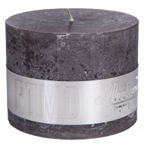 Rustic Candle Swish Grey, PTMD-3875