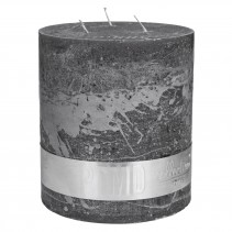 Rustic Candle Swish Grey, PTMD-3876