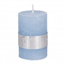 Rustic Candle Pacific Blue, PTMD-0