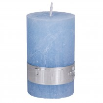 Rustic Candle Pacific Blue, PTMD-3936