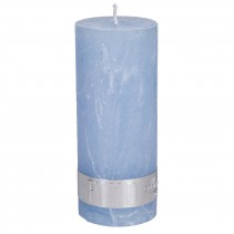 Rustic Candle Pacific Blue, PTMD-3937