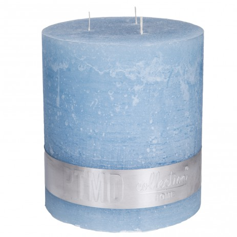Rustic Candle Pacific Blue, PTMD-3941
