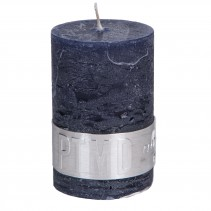 Rustic Candle Night Blue, PTMD-0