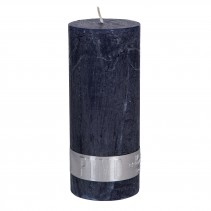 Rustic Candle Night Blue, PTMD-3944