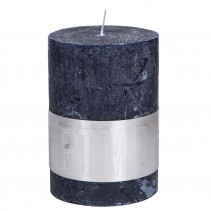 Rustic Candle Night Blue, PTMD-3945