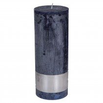Rustic Candle Night Blue, PTMD-3858
