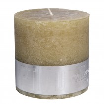Rustic Candle Yellow, PTMD-3928