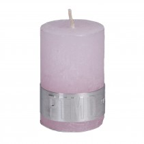 Rustic Candle New Pink, PTMD-0