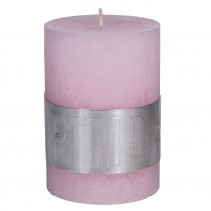 Rustic Candle New Pink, PTMD-3891