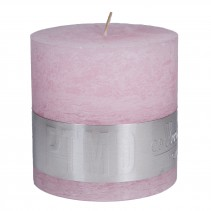 Rustic Candle New Pink, PTMD-3892