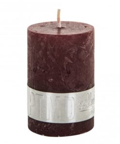 Rustic Candle Red, PTMD-0