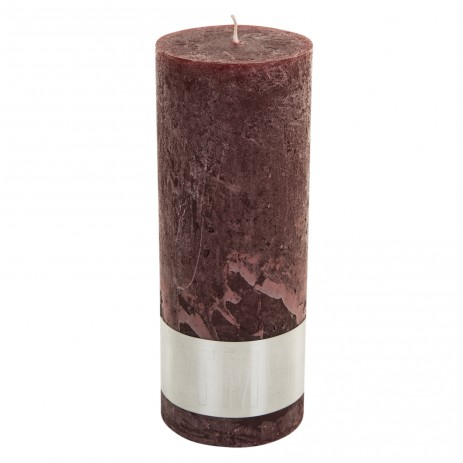 Rustic Candle Red, PTMD-3915