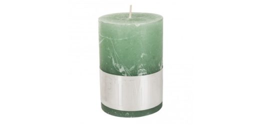 Rustic Candle Rustic Green, PTMD-0