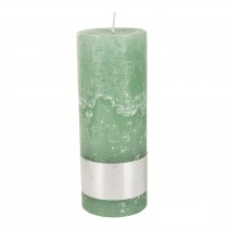Rustic Candle Rustic Green, PTMD-3854