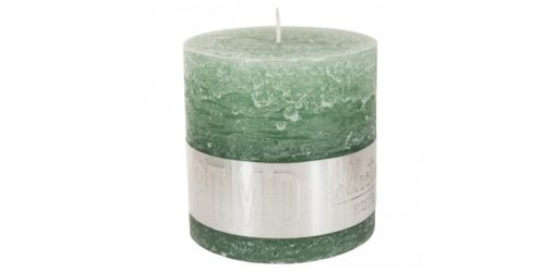 Rustic Candle Rustic Green, PTMD-3933