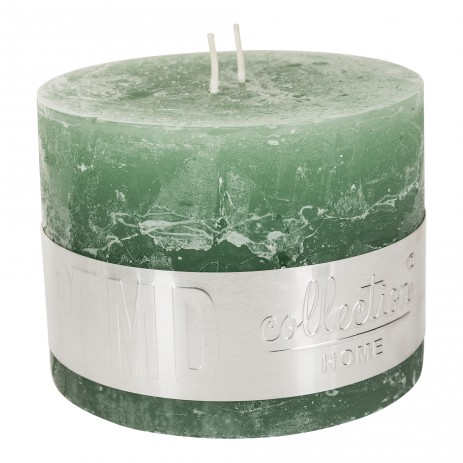 Rustic Candle Rustic Green, PTMD-3934