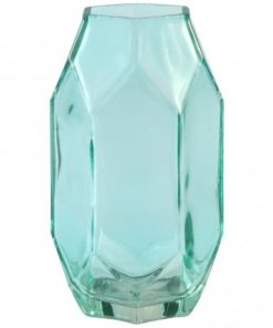 Amazing green clear Glass vase s, PTMD-0