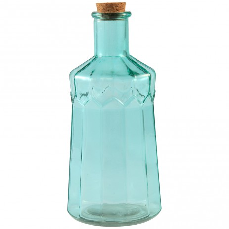 Amazing green clear Glass bottle s, PTMD-0