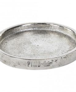 Alu rough candleplate round , PTMD-0