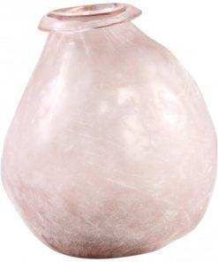 Amora pink Glass vase taps, PTMD-0