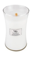 Woodwick Large Candle - Campfire Marshmallow-0