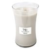 Woodwick Large Candle - Warm Wool-0