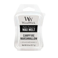 WoodWick -Campfire Marshmallow- Mini Wax Melt-0