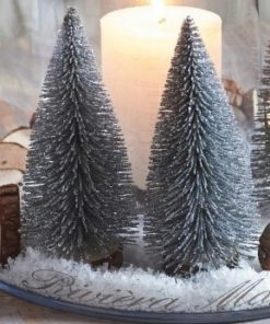 Aspen Decoration Trees Silver - Rivièra Maison-0