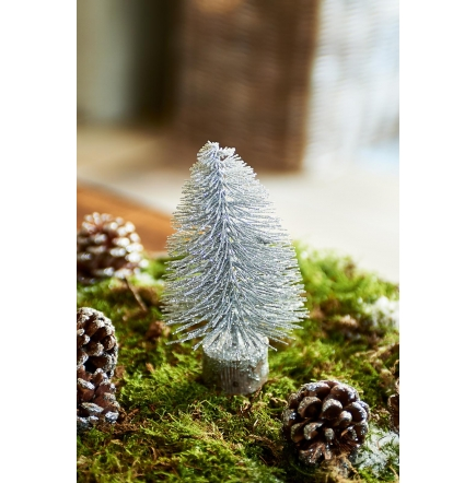 Aspen Decoration Christmas Tree silver Antique | Rivièra Maison-0
