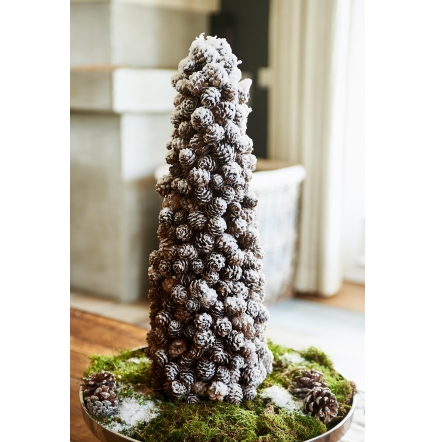 Pretty Pinecone Tree M/L, riviera maison-0