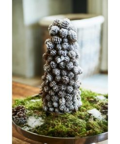 Pretty Pinecone Tree M/L, riviera maison-4399