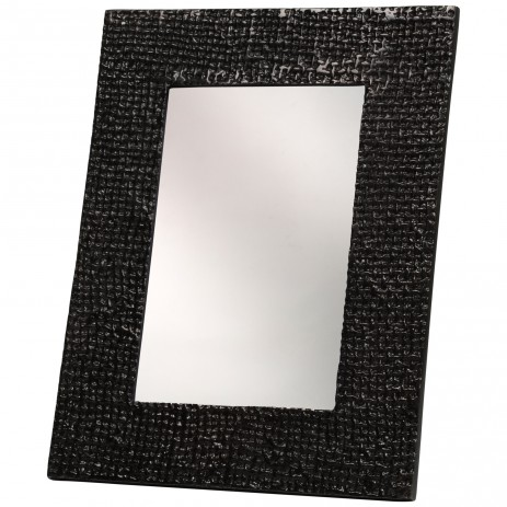 Alu black mirror Blocked Photoframe s, PTMD-0