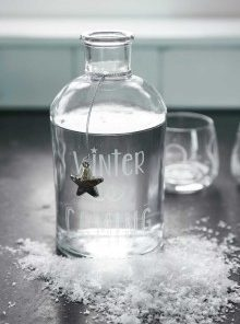 Winter is Coming Bottle, Riviera Maison-0