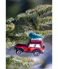 Let's Go Outside Car Ornament - riviera maison-0