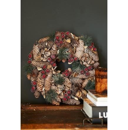 Beste Classic Christmas Wreath Dia 33 - riviera maison - LIV Wonen en Zo HU-14