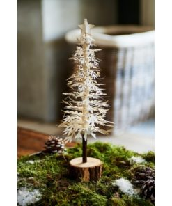Paper Christmas Tree white M | Rivièra Maison-0